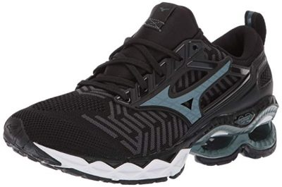 Black Wave Creation 20 Knit Running Shoes