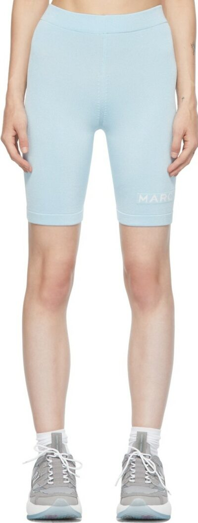 Blue The Sport Shorts Shorts-Marc Jacobs
