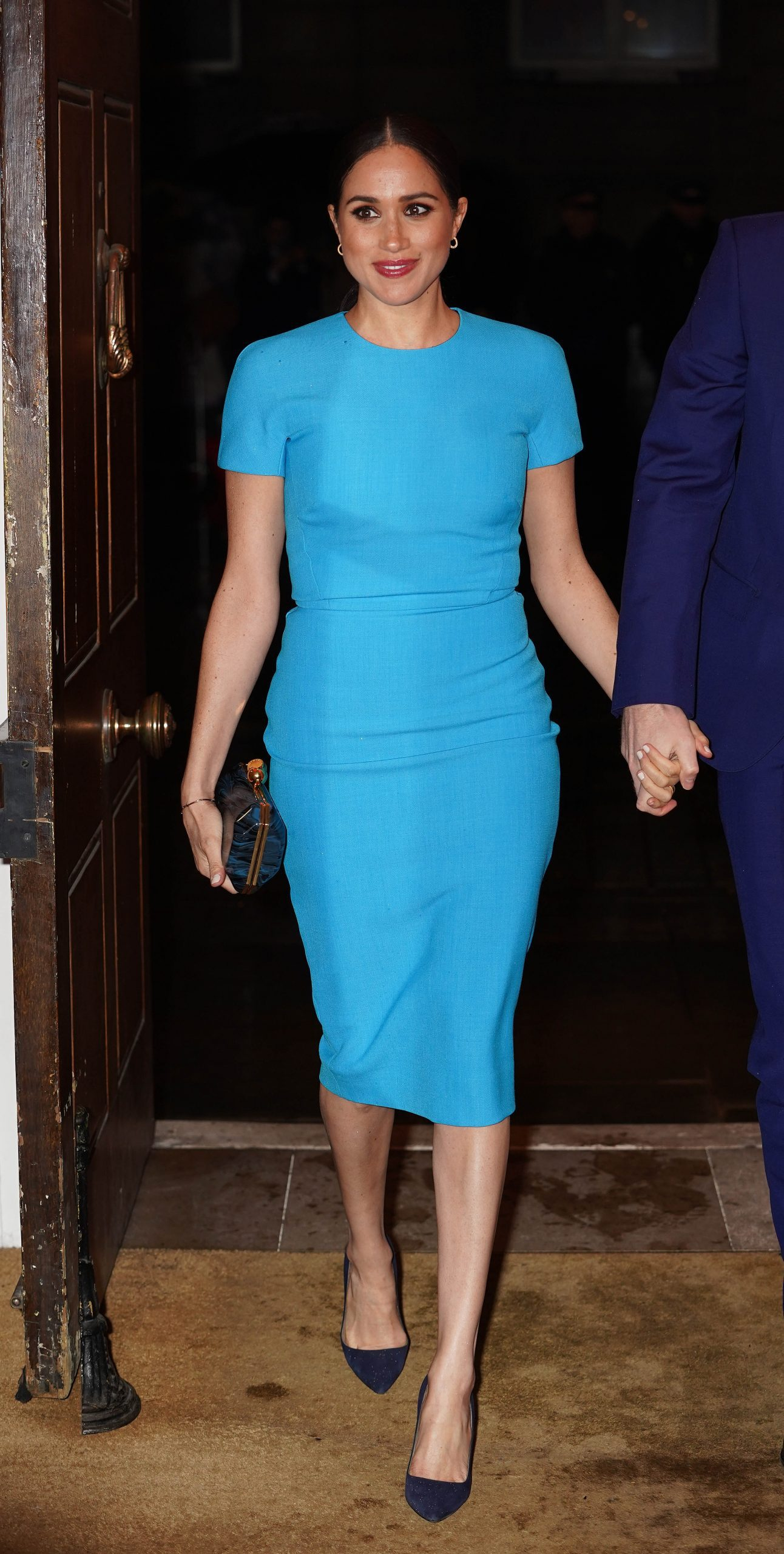 The Duke and Duchess of Sussex attends the Endeavour Fund Awards.